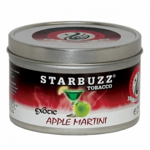 Starbuzz Apple Martini