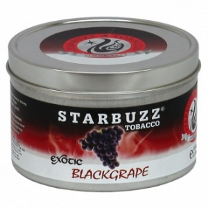 Starbuzz Black Grape
