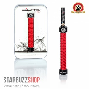 Starbuzz E-Hose Mini Red (Square)