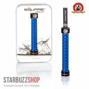Starbuzz E-Hose Mini Blue (Square)