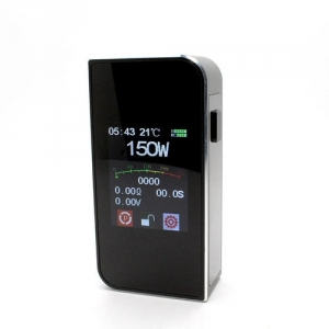 Батарейный мод Sigelei T150 150W TC Touch Screen